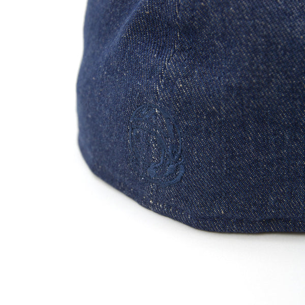 Floating B Denim Fitted