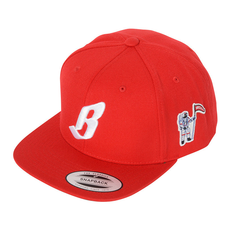 FLYING B SNAPBACK HAT