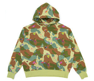 Billionaire Boys Club FREEFALL CAMO HOODIE