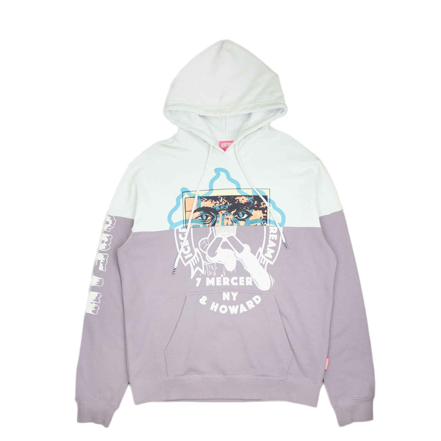GRAPE HOODY