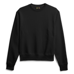 PW BASICS CREW - BLACK