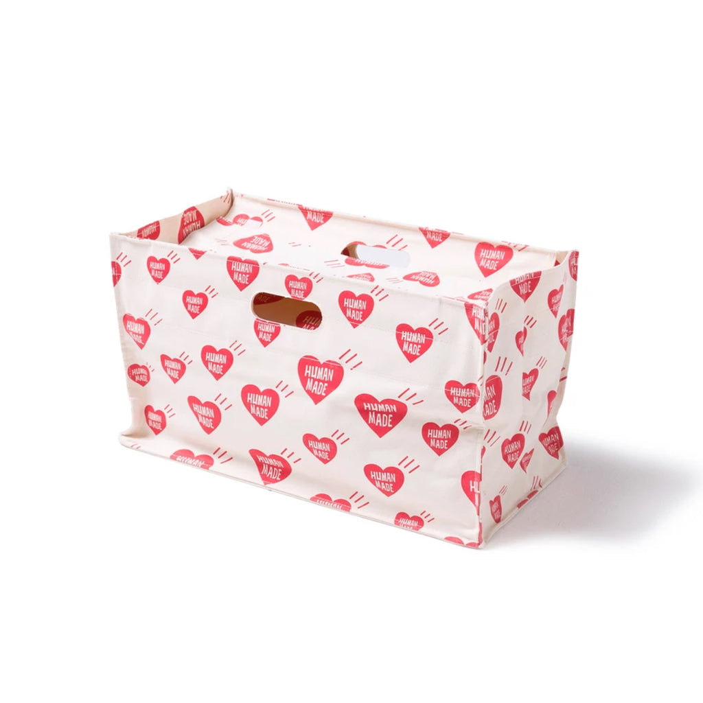 HEART BOX TOTE BAG
