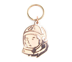 Billionaire Boys Club Helmet Head Keychain