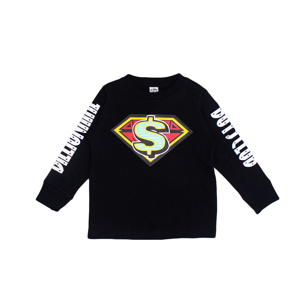 KIDS HERO LS TEE