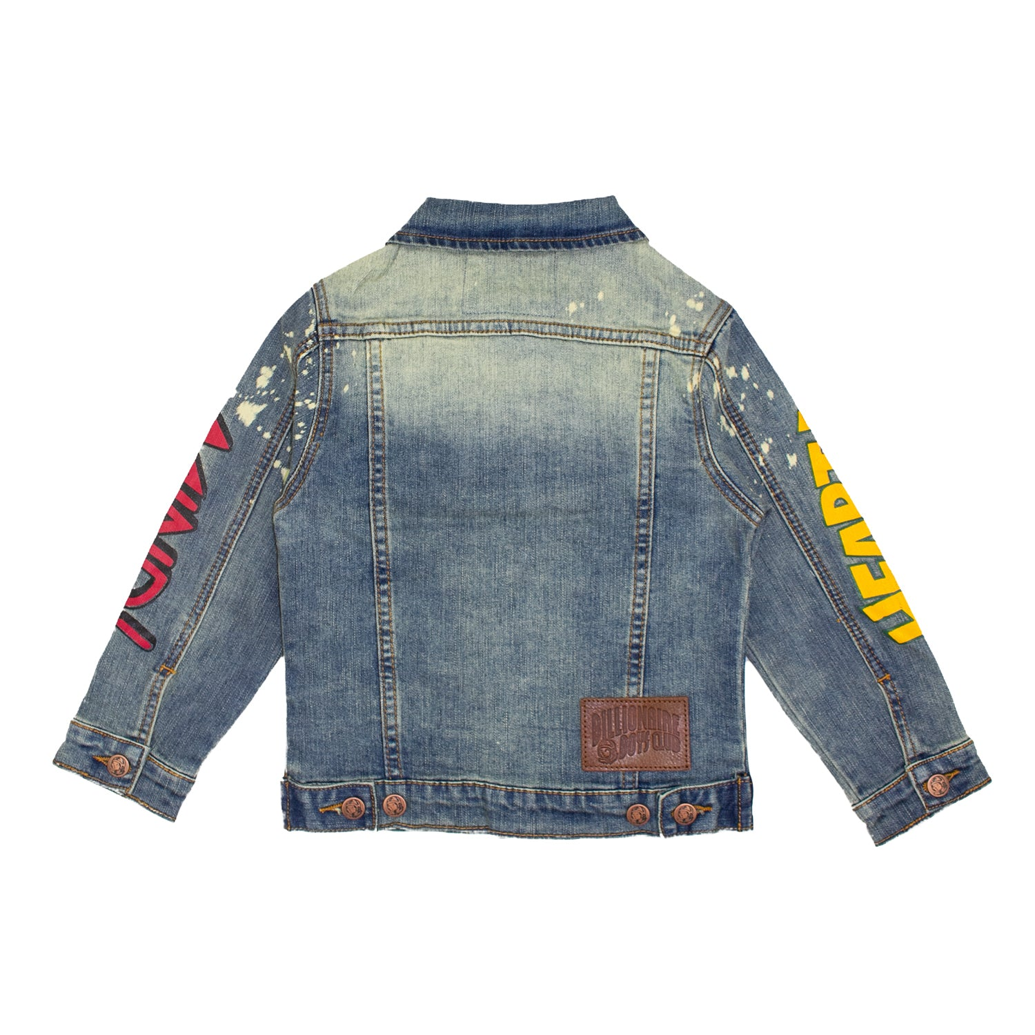 KIDS HM DENIM JACKET