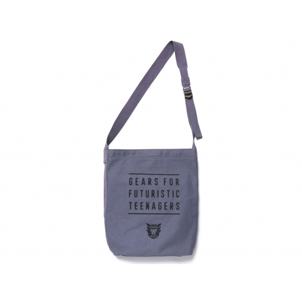 CANVAS SHOULDER BAG SMALL