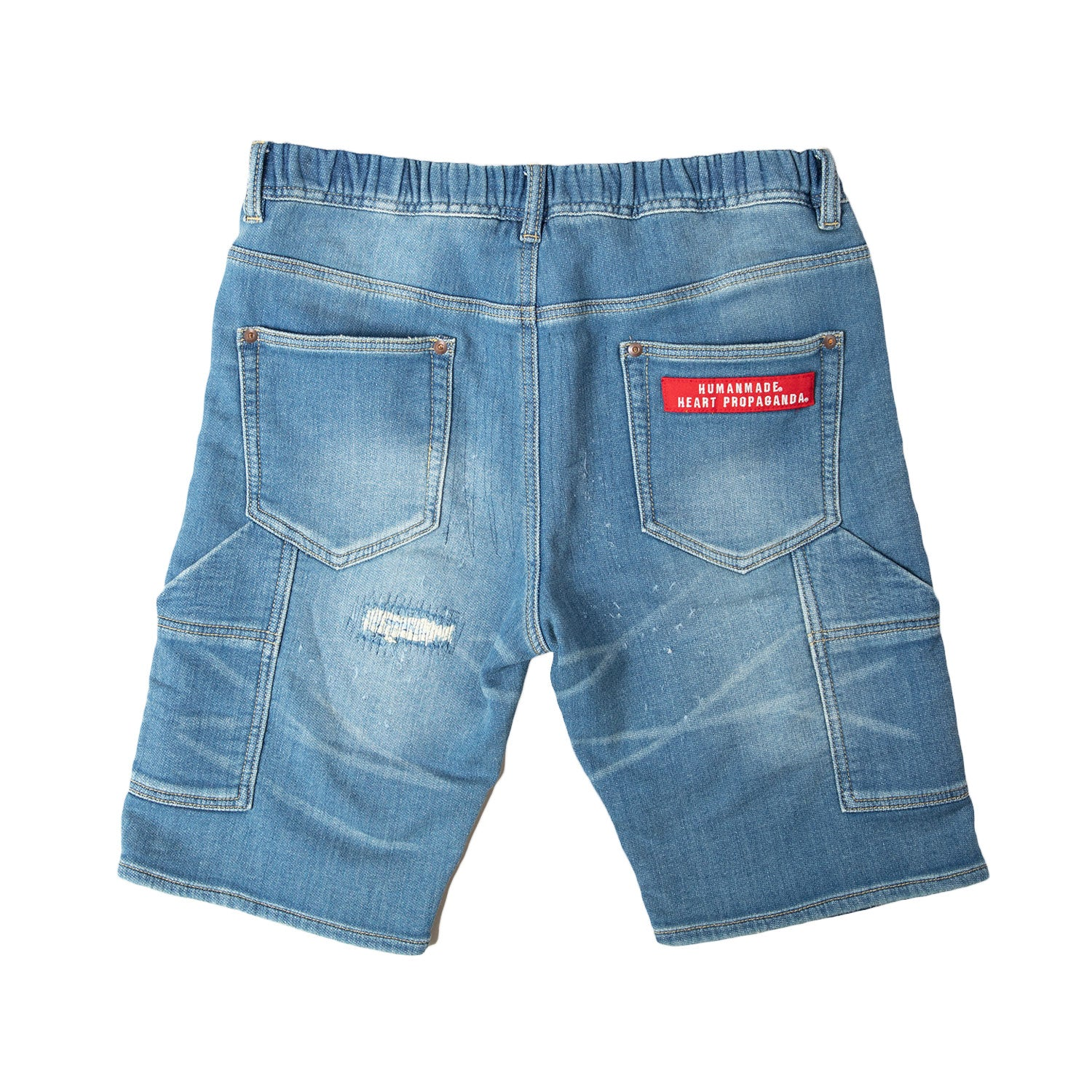 RELAX DENIM SHORTS