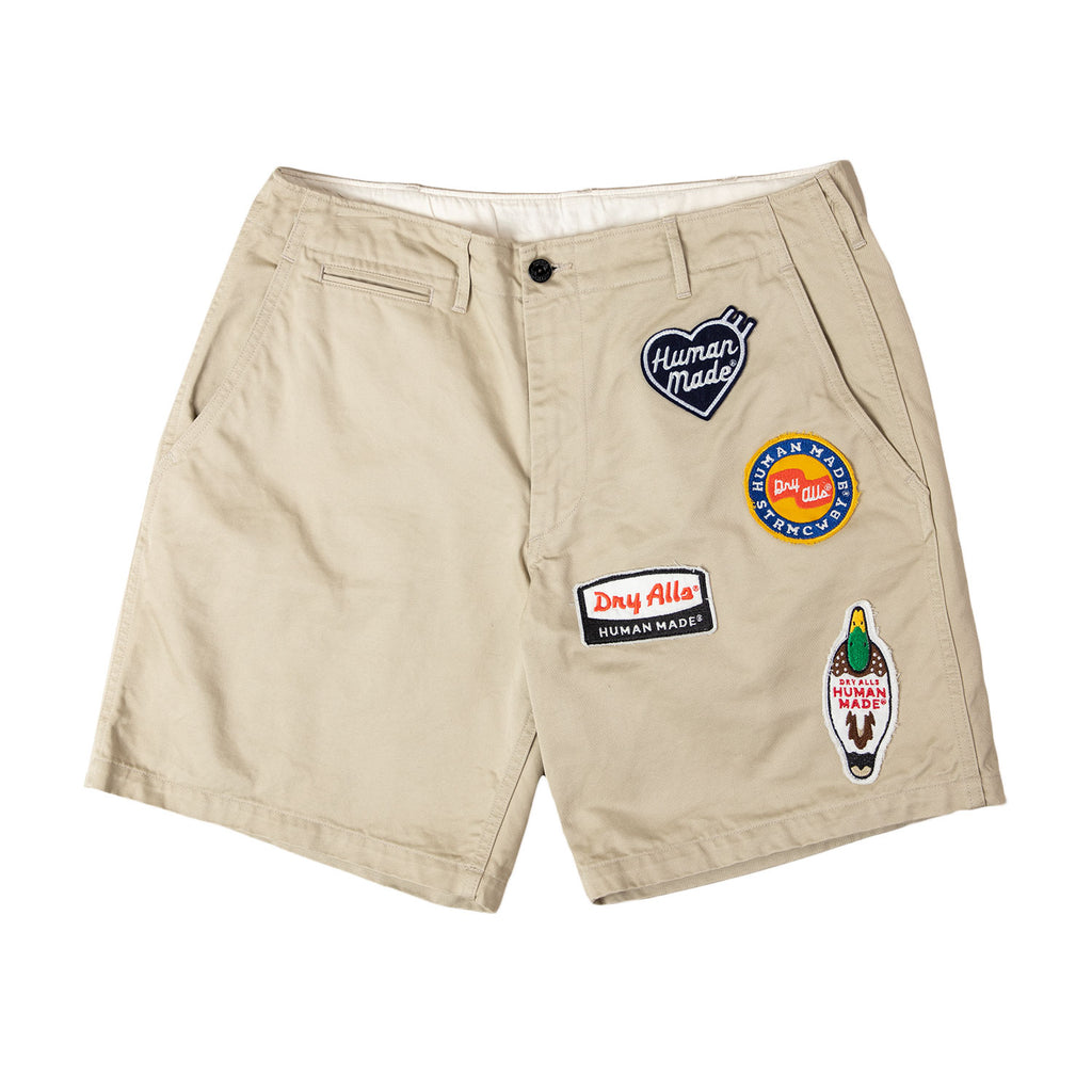 MILITARY WAPPEN CHINO SHORT
