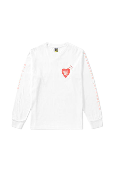 HEART LONG SLEEVE TEE