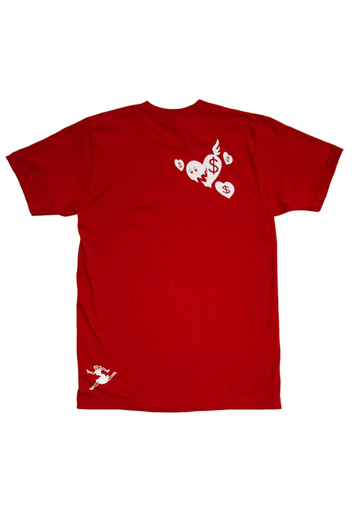 Billionaire Girls Club BGC Heart Chaser Tee