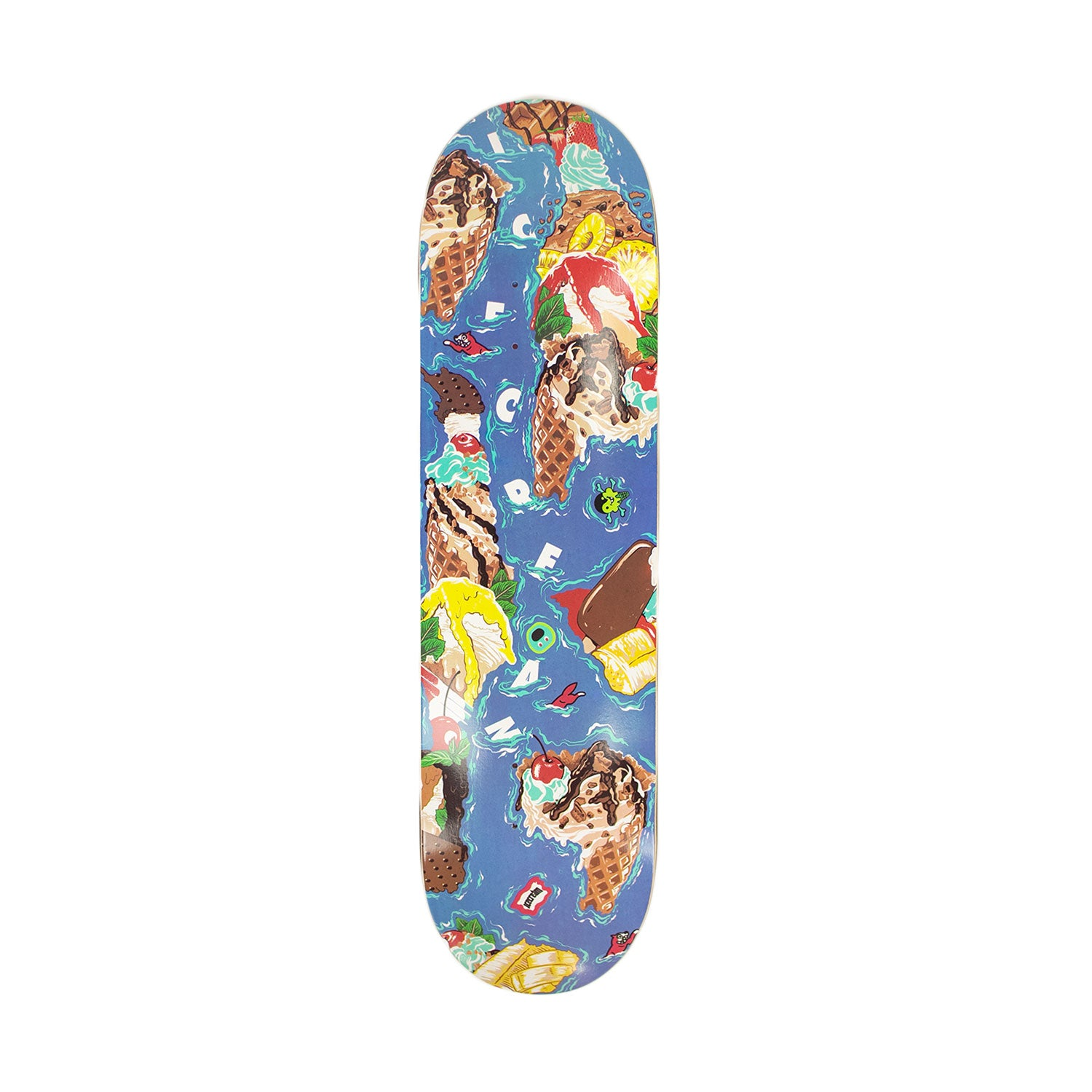 ICECREAM ISLAND SKATEDECK