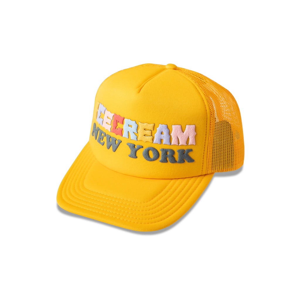 ICECREAM NEW YORK TRUCKER HAT
