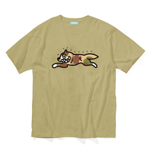ICECREAM × mindseeker RUNNING DOG T-SHIRT