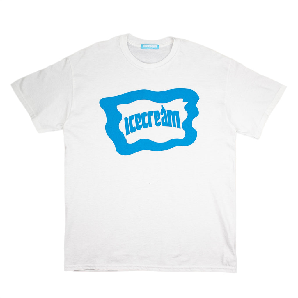 ICECREAM x YOPPY SOFT SERVE LOGO TEE