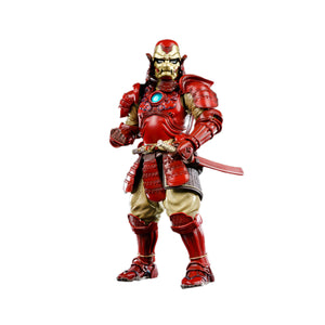 SAMURAI IRON MAN MARK 3