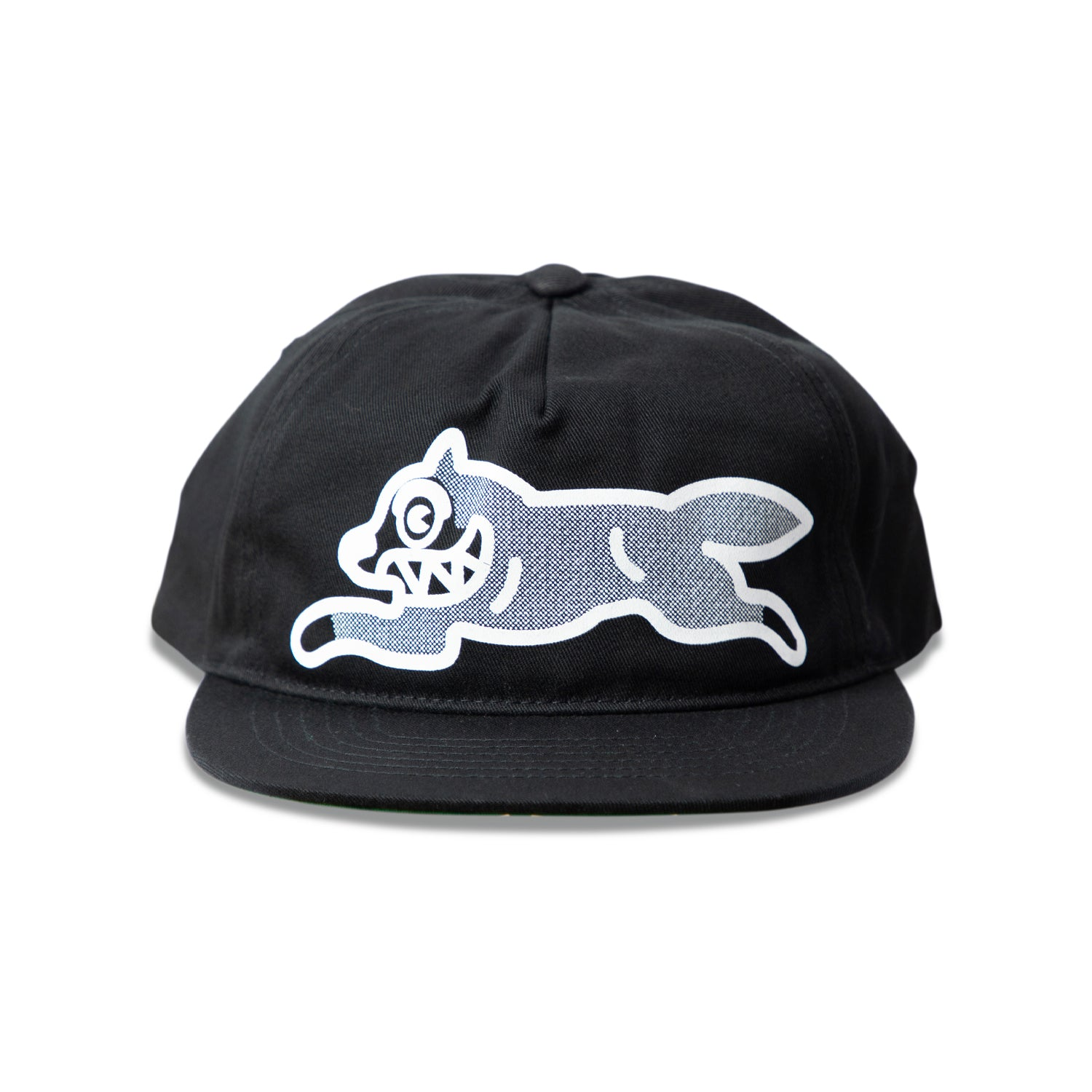 RUNNING DOG SNAPBACK HAT