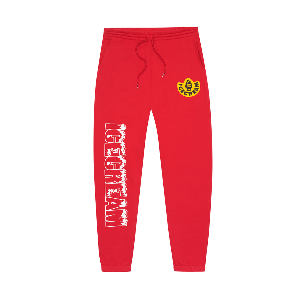 CRIMSON SWEATPANT