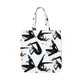 BGC X JILLIAN EVELYN GALAXIES TOTE BAG / WHITE / O/S