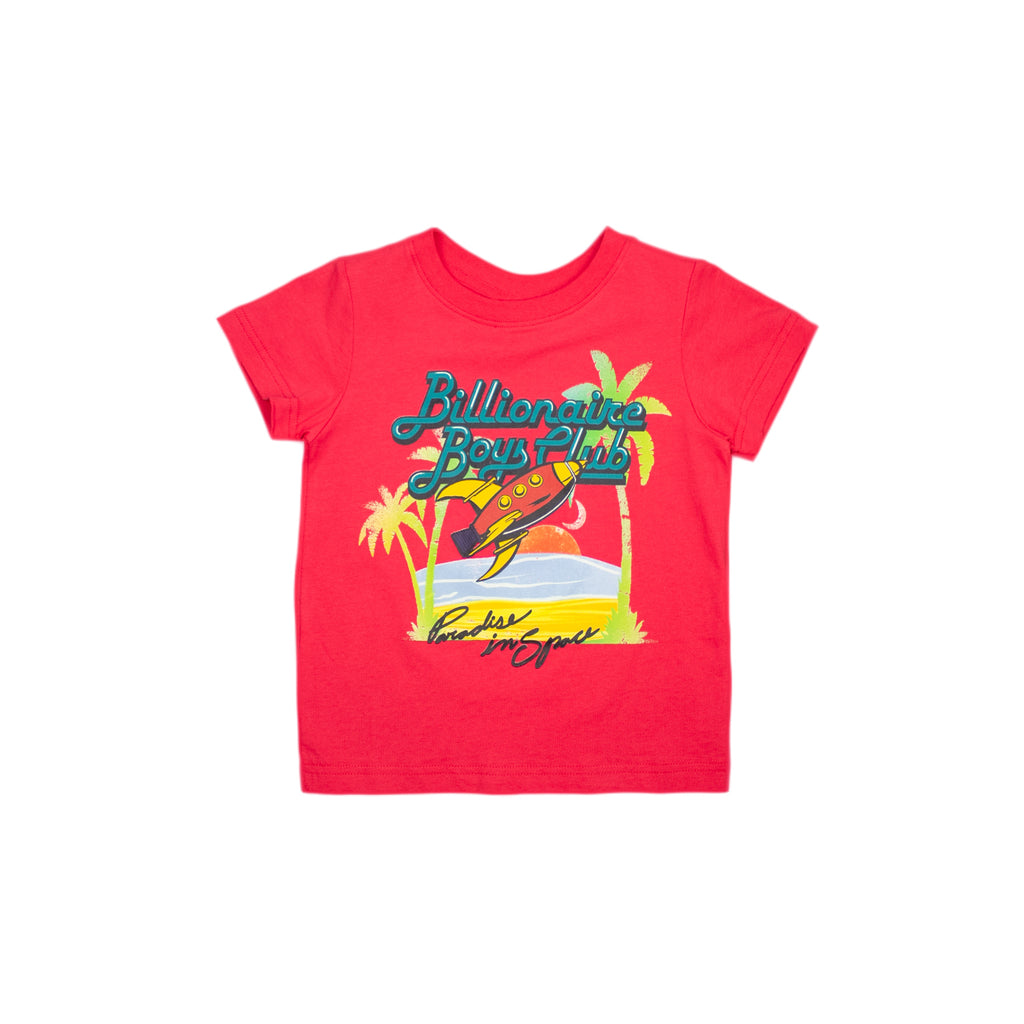 KIDS SPACE BLEACH SS TEE