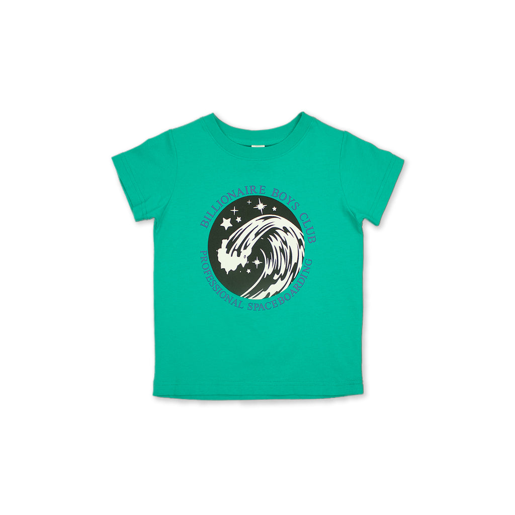KIDS WAVES SS TEE