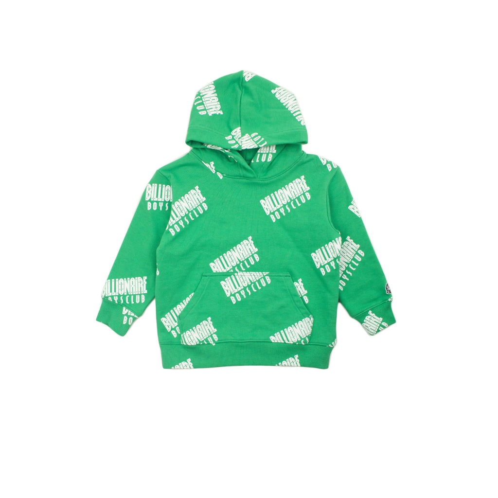 KIDS STRAIGHT LOGO HOODY