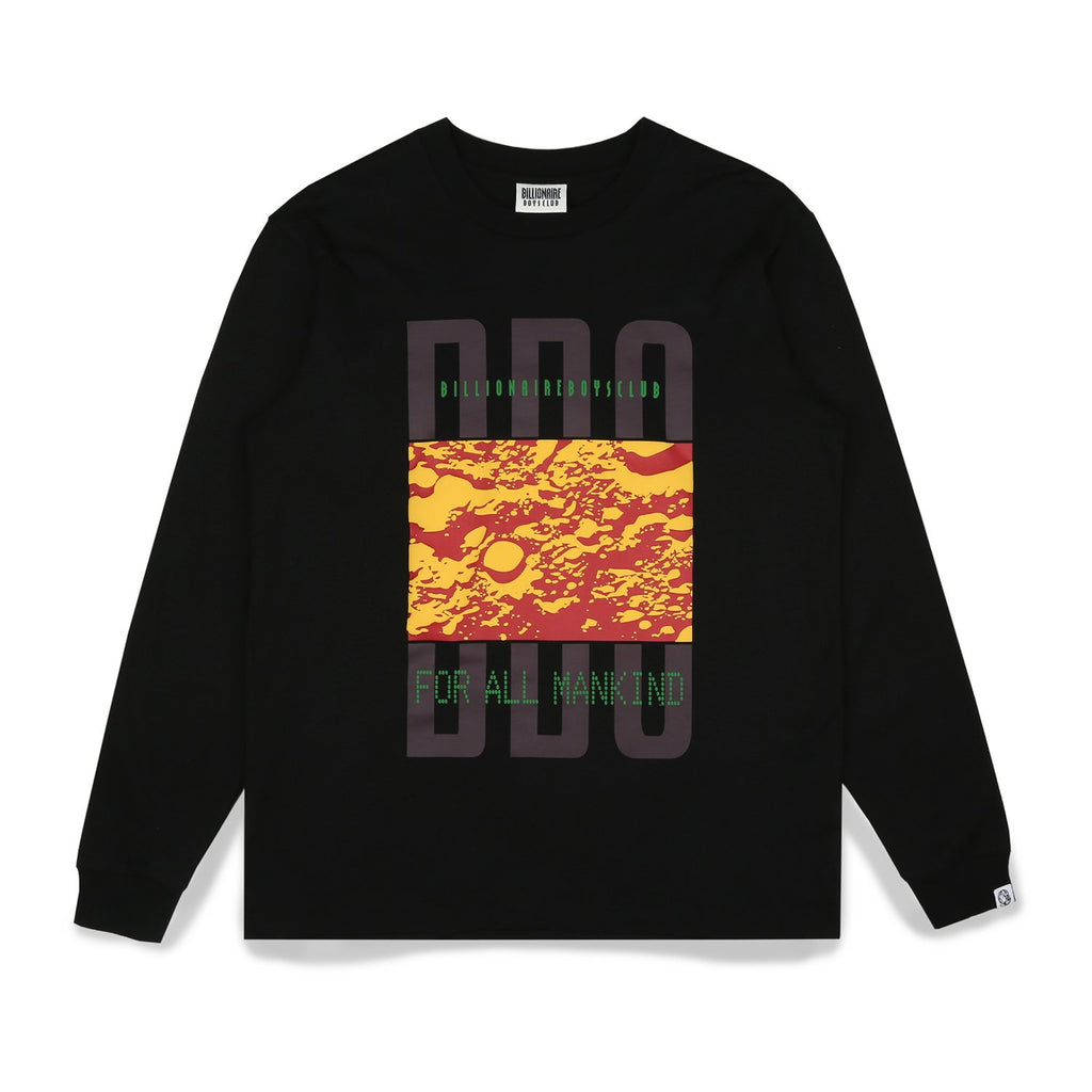 LUNAR SURFACE L/S T-SHIRT