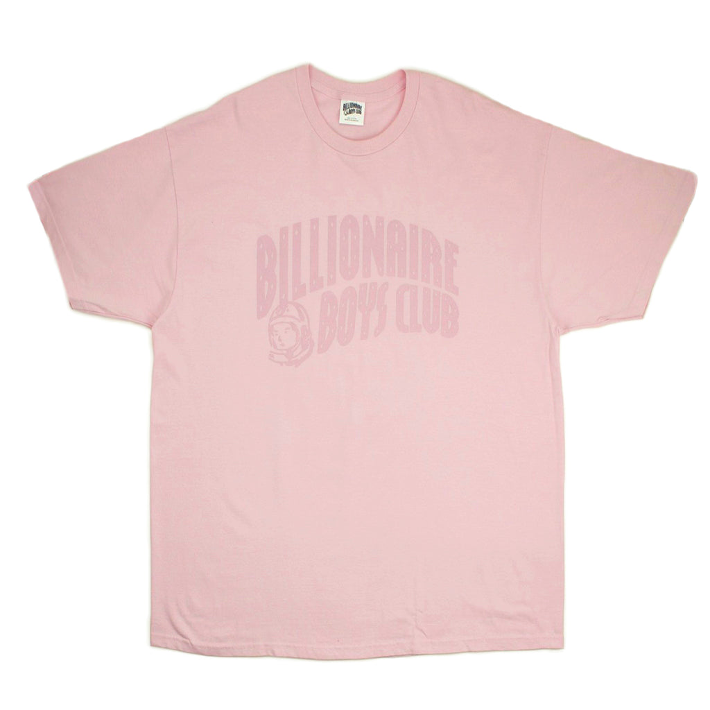 CLASSIC CURVE LOGO TEE PINK