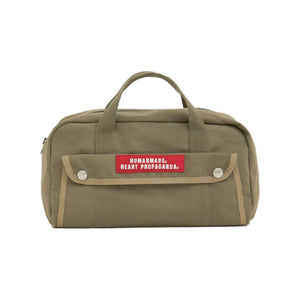 MILITARY MINI BOSTON BAG