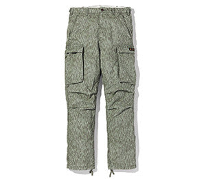NEIGHBORHOOD MILITARY BDU CAMO PANTS