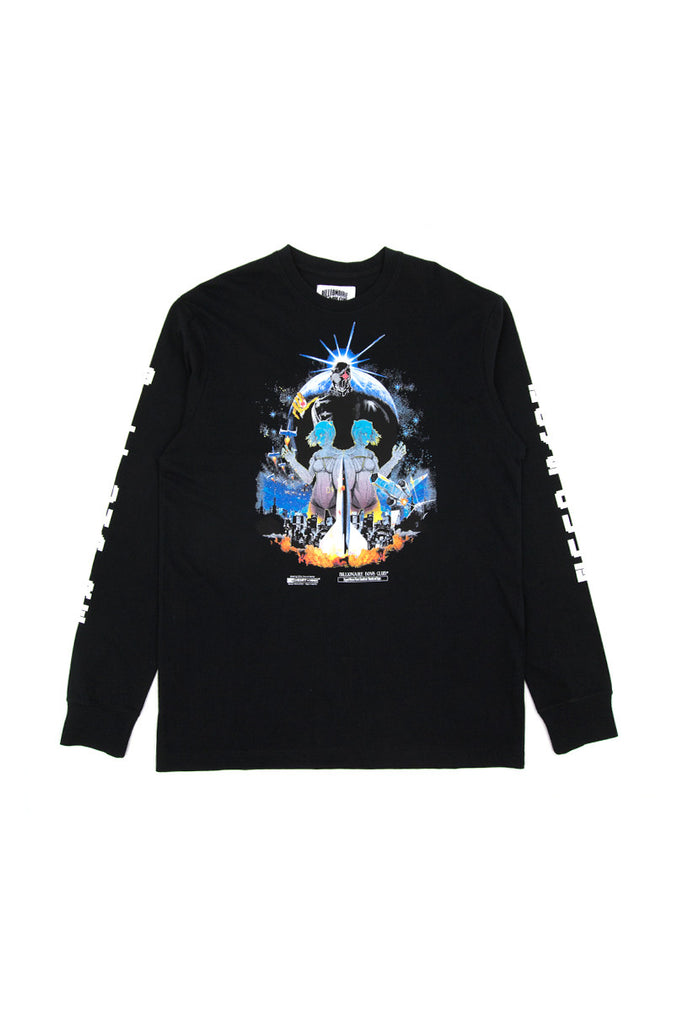 MOTION PICTURE LS KNIT