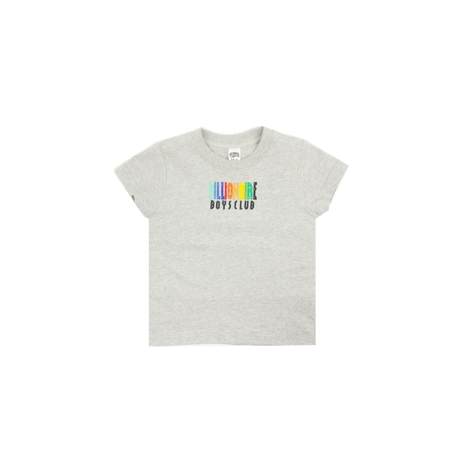KIDS MULTICOLOR SS KNIT