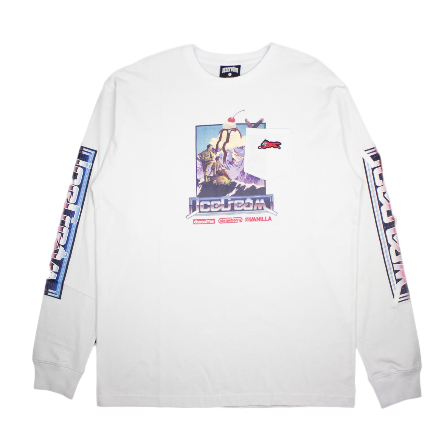 MAJESTY LS TEE