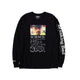 BBNH SCIENCE / C-TEE LS / BLACK / S