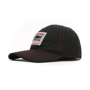 NYLON CURVED VISOR CAP