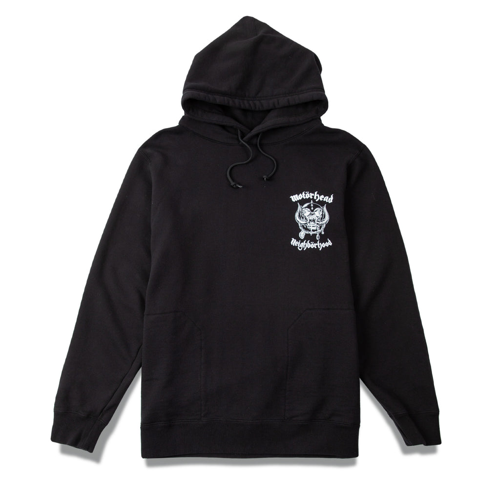 NEIGHBORHOOD X MOTORHEAD HOODIE