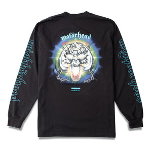 NEIGHBORHOOD X MOTORHEAD LONG SLEEVE TEE