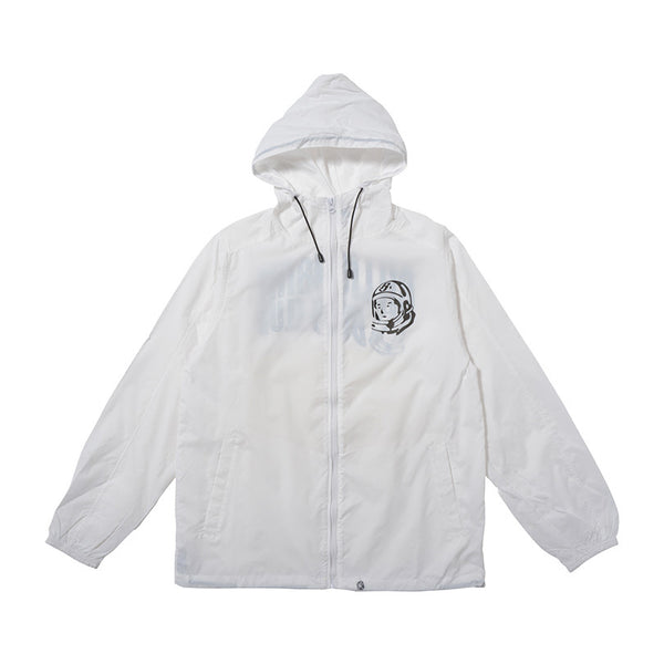 One Point Helmet Zip Jacket