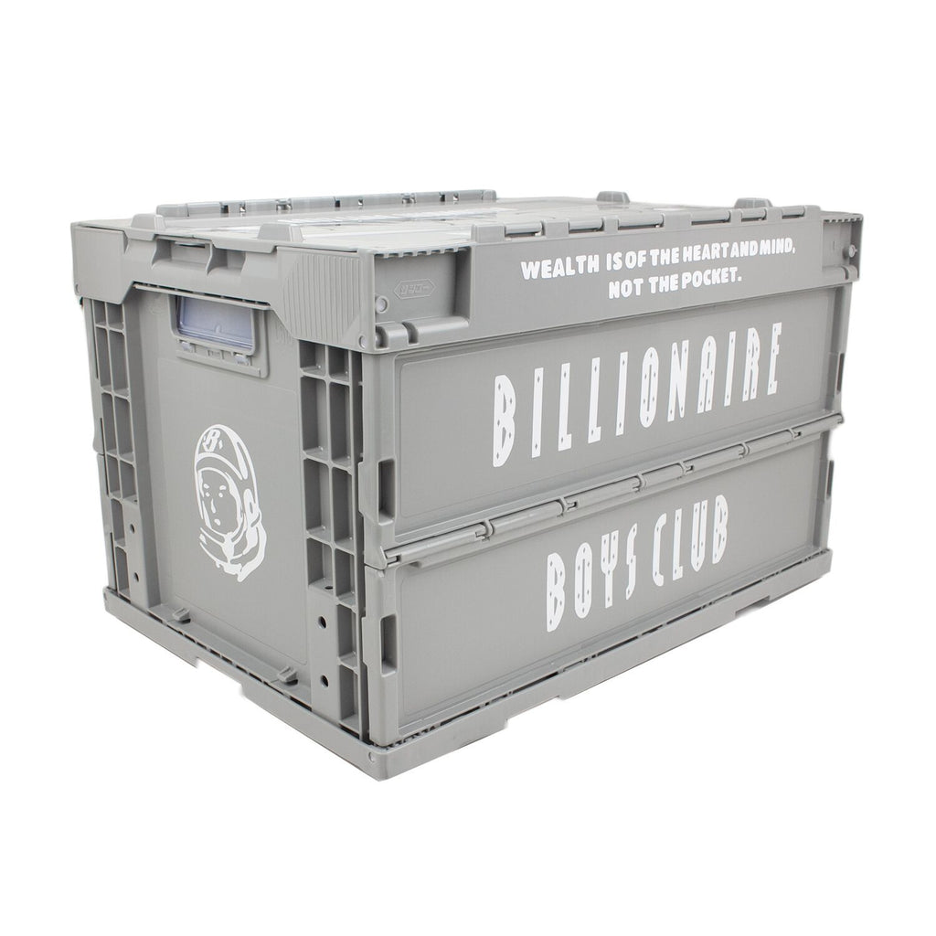 BILLIONAIRE BOYS CLUB STORAGE CRATE II