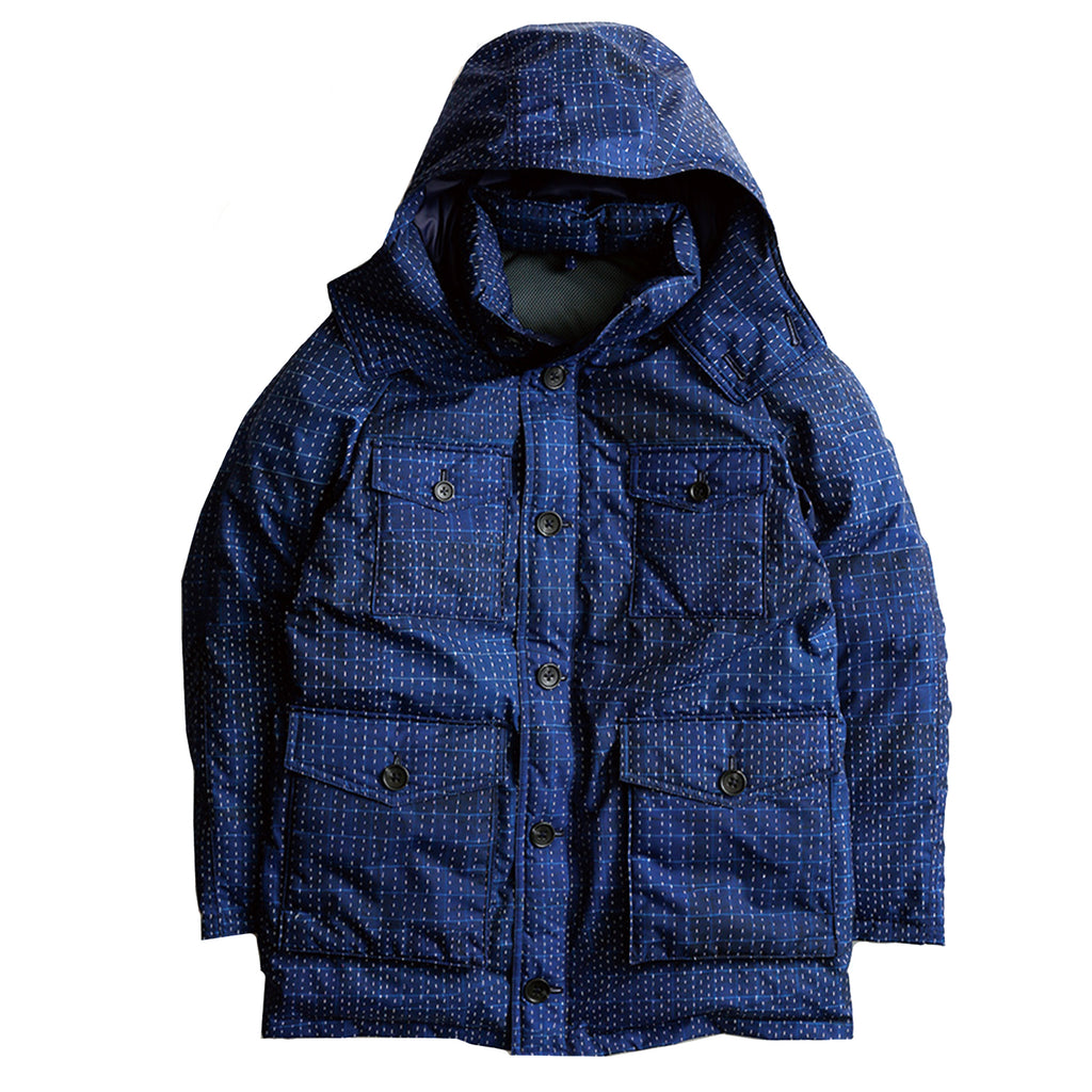 DOWN PARKA BY ZANTER JAPAN