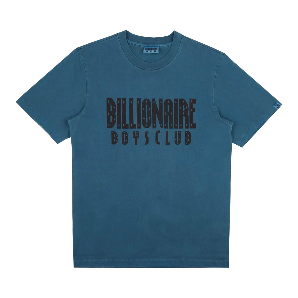 b8e80c8f OVERDYED STRAIGHT LOGO T-SHIRT