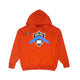 CREW / C-HOODED LS / ORANGE / S