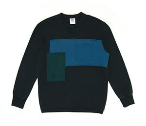 Billionaire Boys Club Patchwork Crewneck