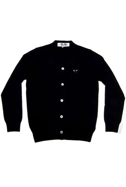 Black Heart Cardigan