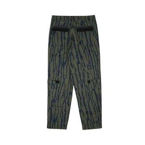 PRINTED MULTI POCKET CARGO PANT