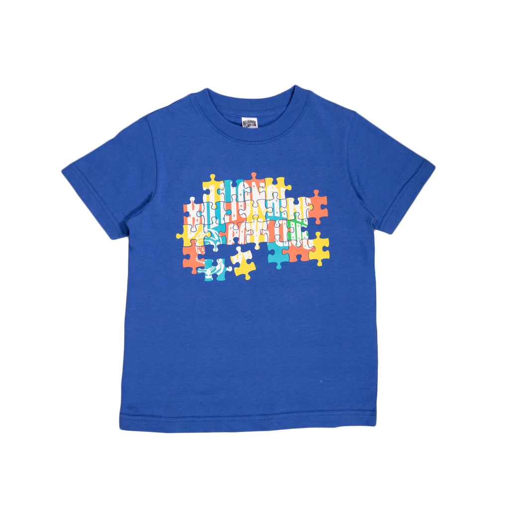 KIDS PUZZLES SS TEE