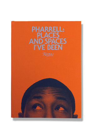 Pharrell: Places and Spaces I've Been RED ORANGE YELLOW