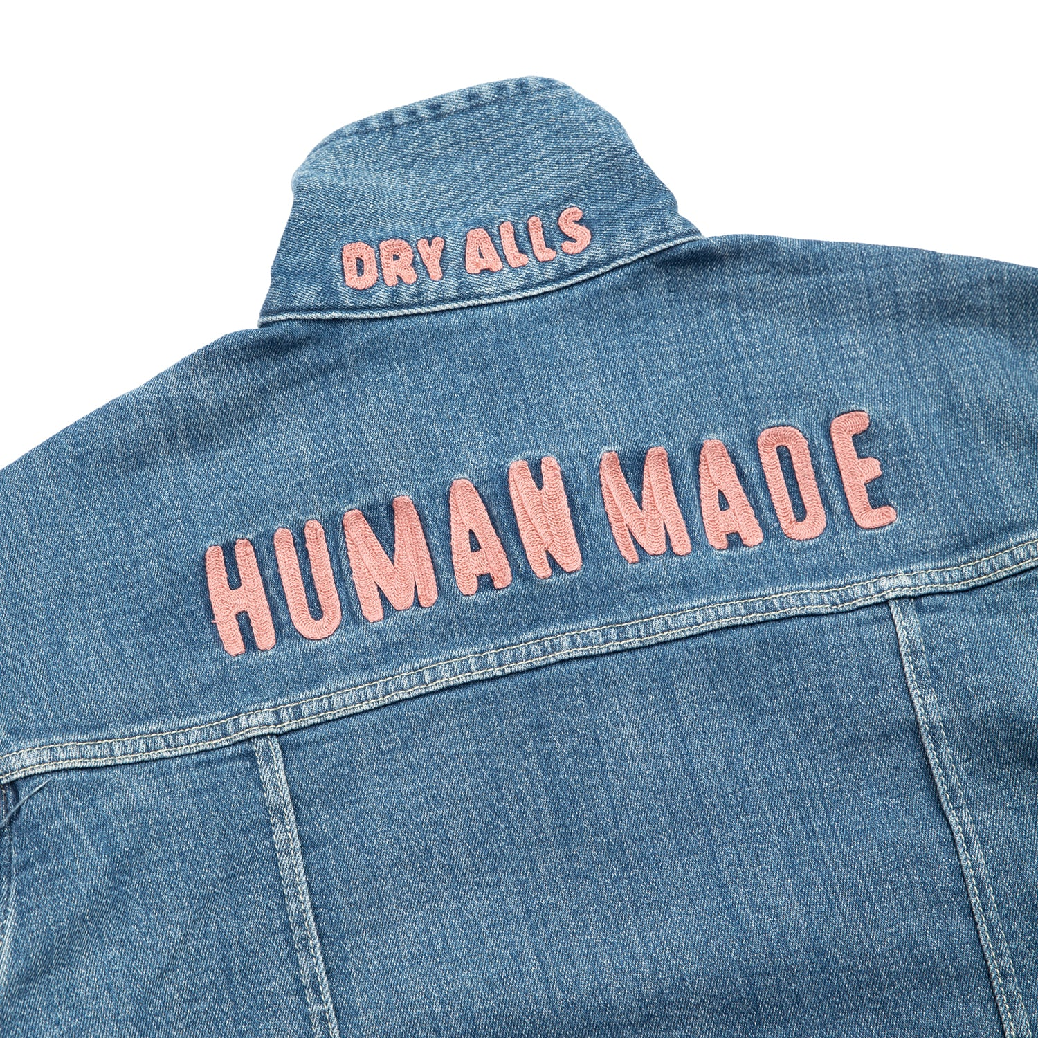 RELAX DENIM WORK JACKET