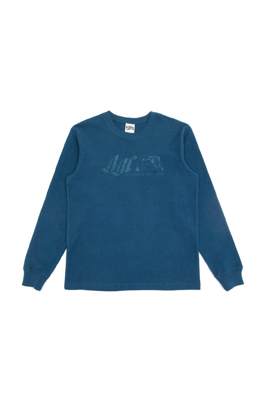 Reverse Construction LS Knit