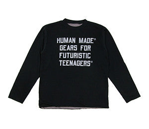 Human Made Reversible L/S Shirt