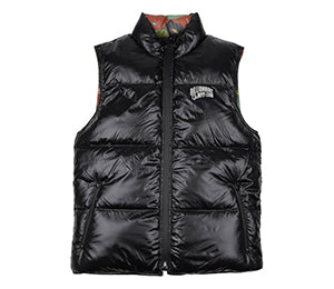 Billionaire Boys Club REVERSIBLE NYLON PUFFA VEST